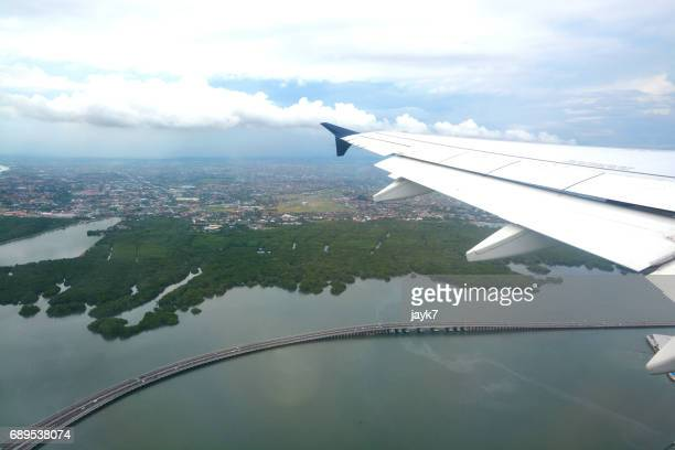 Aerial View of Bali