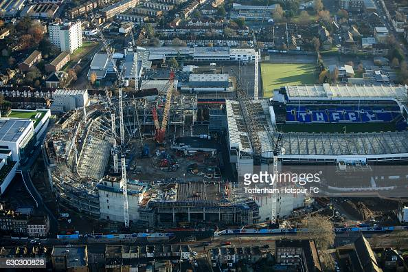 Bet Stadium Building Work