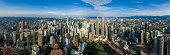 Kuala Lumpur, Malaysia - DecemberDecember 25, 2016 : Aerial view of Kuala Lumpur city center , Malaysia
