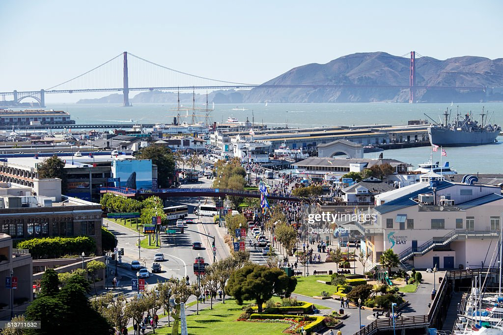 Image result for photos of pier 39 in San francisco