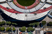 ARG: Empty Soccer Stadiums of Buenos Aires During Coronavirus Pandemic