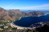 Aerial view of the glorious Cape Peninsula
