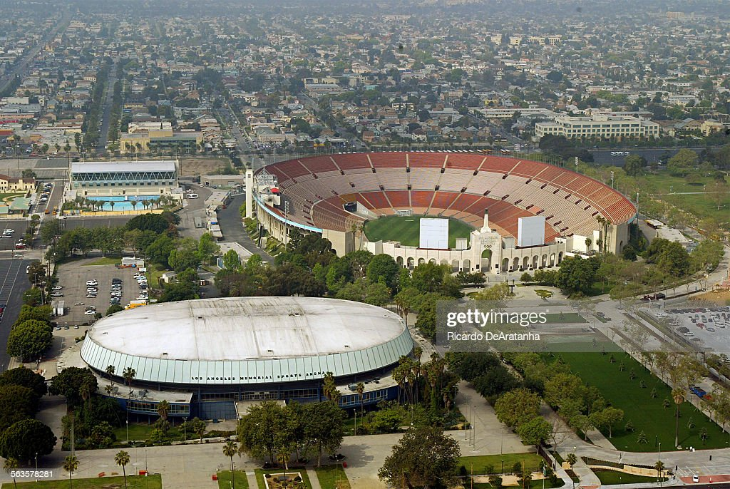http://media.gettyimages.com/photos/aerial-view-of-the-los-angeles-sports-arena-los-angeles-swimming-and-picture-id563578281