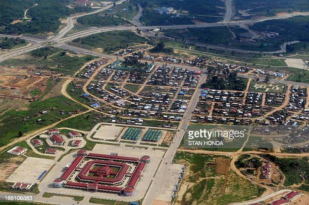 naypyidaw stock photos and pictures getty images