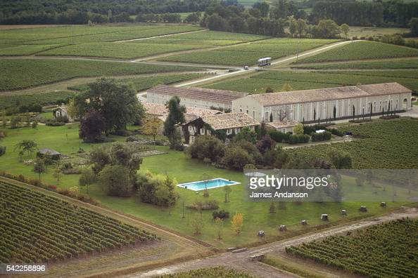 Baron edmond de rothschild stock photos and pictures for Chateau clarke