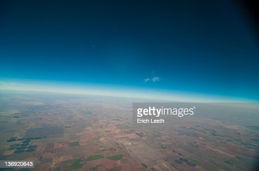 Aerial view : Stock Photo