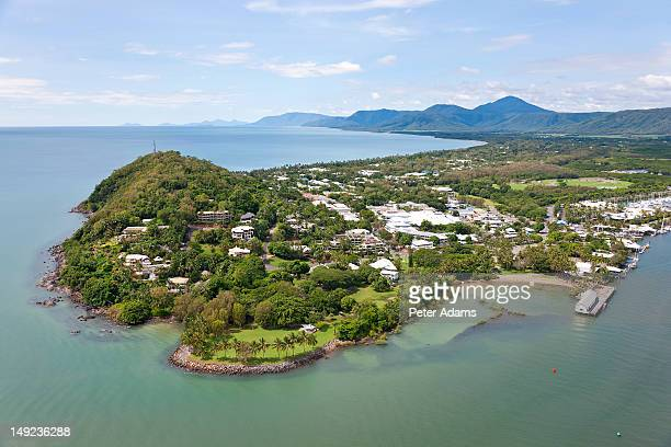 Aerial View, Port Douglas, Queensland, Australia