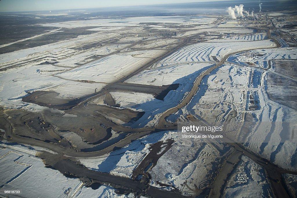 Oil shale mining canada