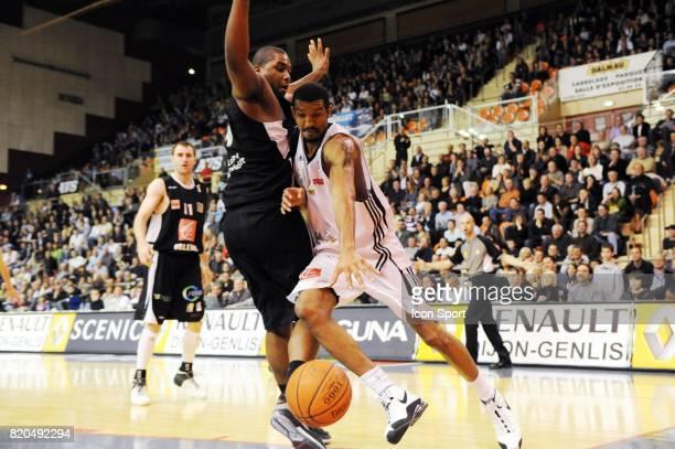 Aerick SANDERS Dijon / Orleans 22 eme journee de Pro A