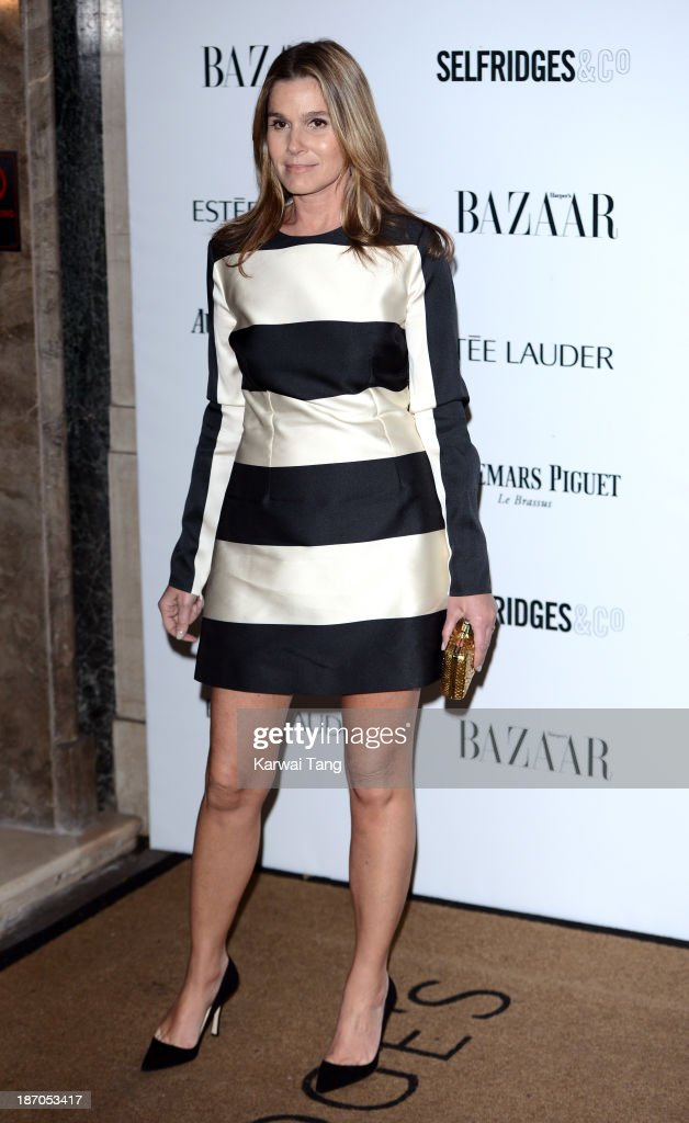 Aerin Lauder attends the Harpers Bazaar Women of the Year Awards at Claridge's Hotel on November 5, 2013 in London, England.