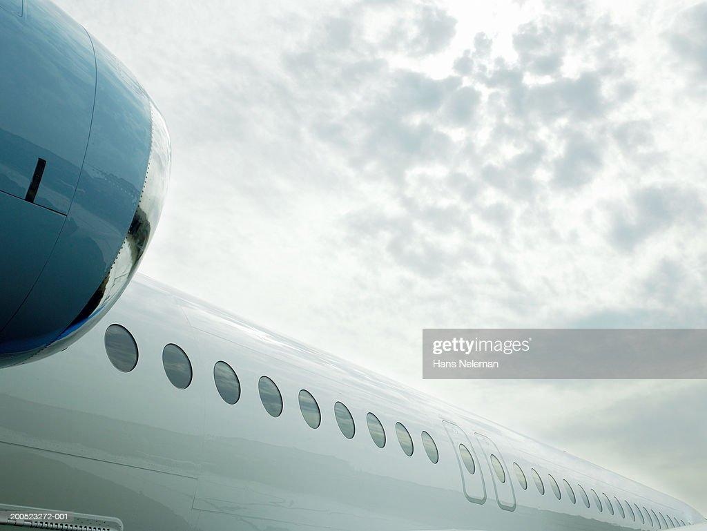 Aero plane, mid section