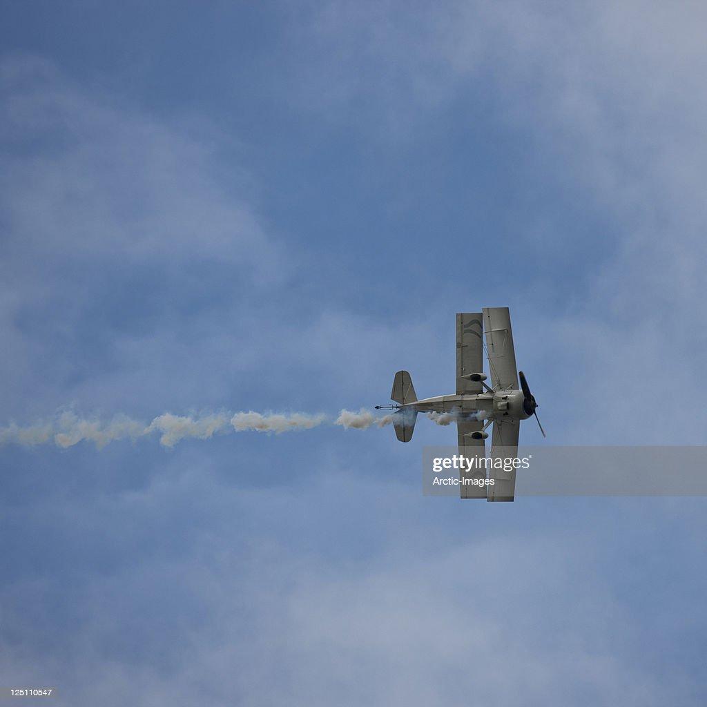Aerobatic Airshow : Stock Photo