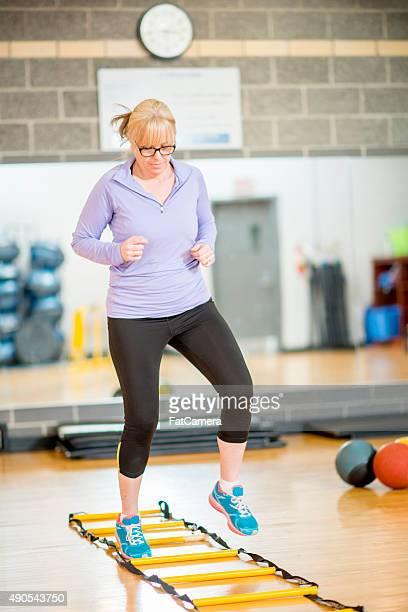 Aerobic Fitness Class
