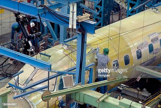 Indústria aeroespacial