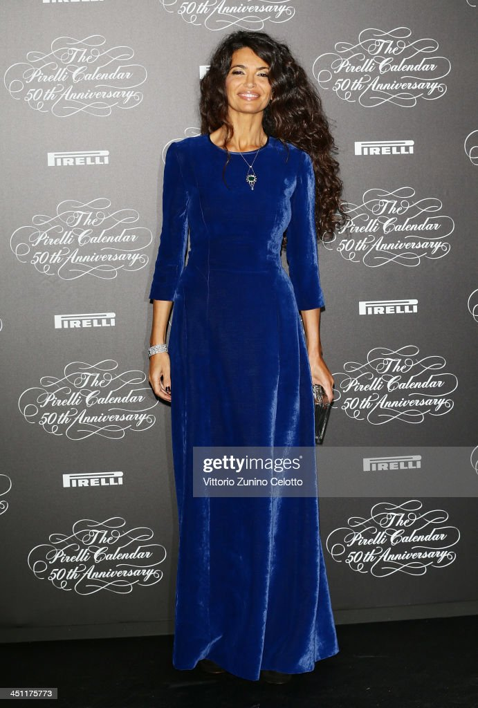The Pirelli Calendar 50th Anniversary - Red Carpet