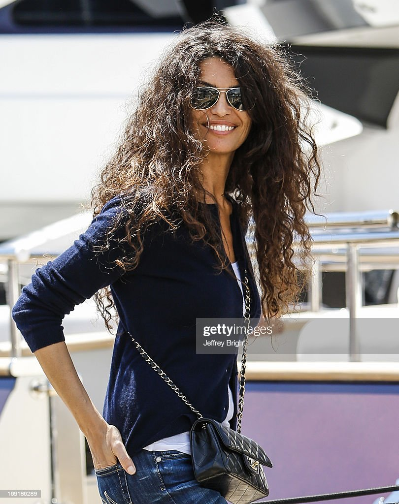 Afef Jnifen The 66th Annual Cannes Film Festival on May 20, 2013 in Cannes, France.