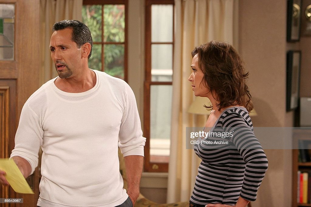 'Affair Trade' -- Angelo Pagan (husband of series star Leah Remini) guest stars as Hector, the irate boyfriend of a woman who mistakenly thinks that Doug is the same Doug Heffernan she just spent a romantic weekend with, on The King of Queens, to be rebroadcast on Wednesday, May 30, 2007 (8:30-9:00 PM, ET/PT) on the CBS Television Network.