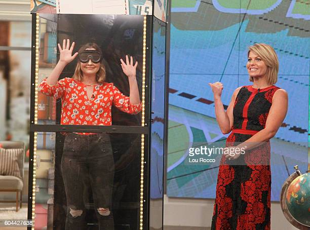 THE VIEW Affiliate sweepstakes winners visit the set of 'THE VIEW' 9/13/16 airing on the ABC Television Network BURE
