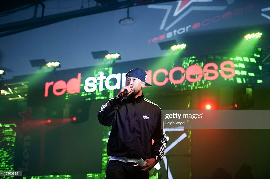 <a gi-track='captionPersonalityLinkClicked' href=/galleries/search?phrase=Affion+Crockett&family=editorial&specificpeople=2291583 ng-click='$event.stopPropagation()'>Affion Crockett</a> attends Heineken Red Star Access D.C. featuring Rev. Run, B.o.B. And DJ Ruckus on September 8, 2012 in Washington City.