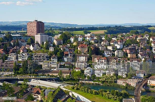 Affluent housing in Luzern