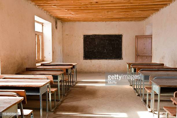 Afghan Class Room