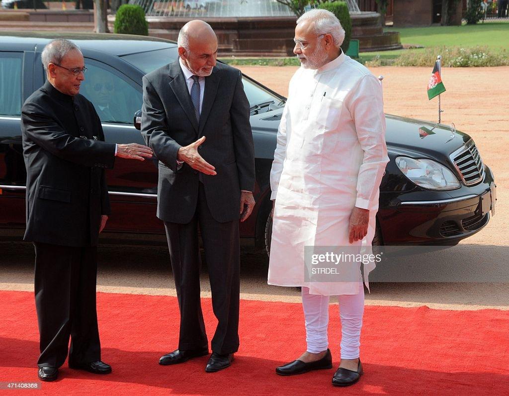 INDIA-AFGHANISTAN-POLITICS