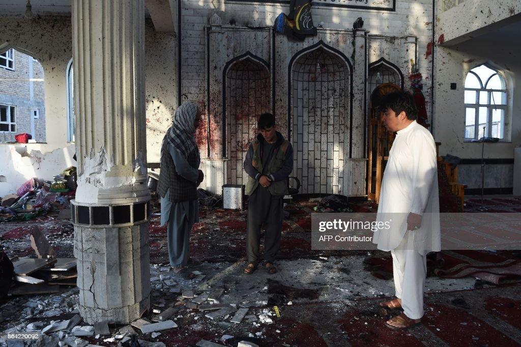More than 50 dead in Kabul Shiite mosque attack