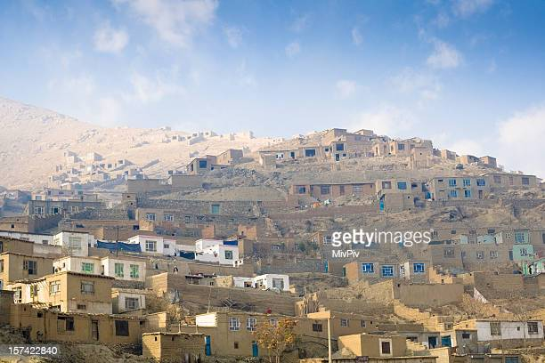 Villaggio afgano