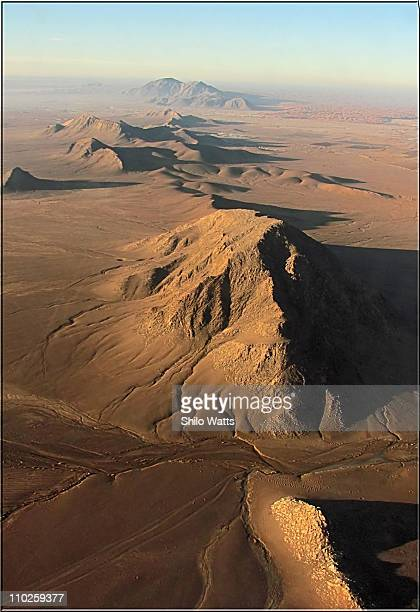 Afghanistan mountain ridge