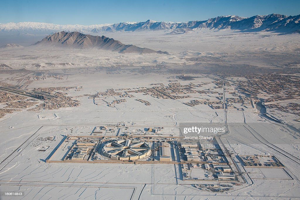 CONTENT] Afghanistan's infamous Pul-e Charkhi Prison, surrounded by snow, on the eastern edge of Kabul, Jan 17 2012. Inmates reported being beaten and electrocuted there during in the 1980s and 90s. Others were allegedly buried alive and human rights groups suspect the grounds contain many mass graves, as yet undocumented. In 2006, just weeks after seven inmates escaped, five people were killed during a four-day riot in which inmates seized control of the prison. Today it houses a volatile mixture of criminals, insurgents and political prisoners. It is also where Afghanistan carries out its capital punishments. President Hamid Karzai rarely signs execution warrants, but 14 people were executed in November 2012 and 15 people were executed in chaotic conditions in October 2007.