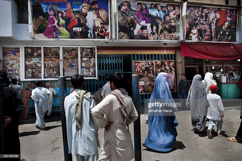 Movie Theaters of Kabul