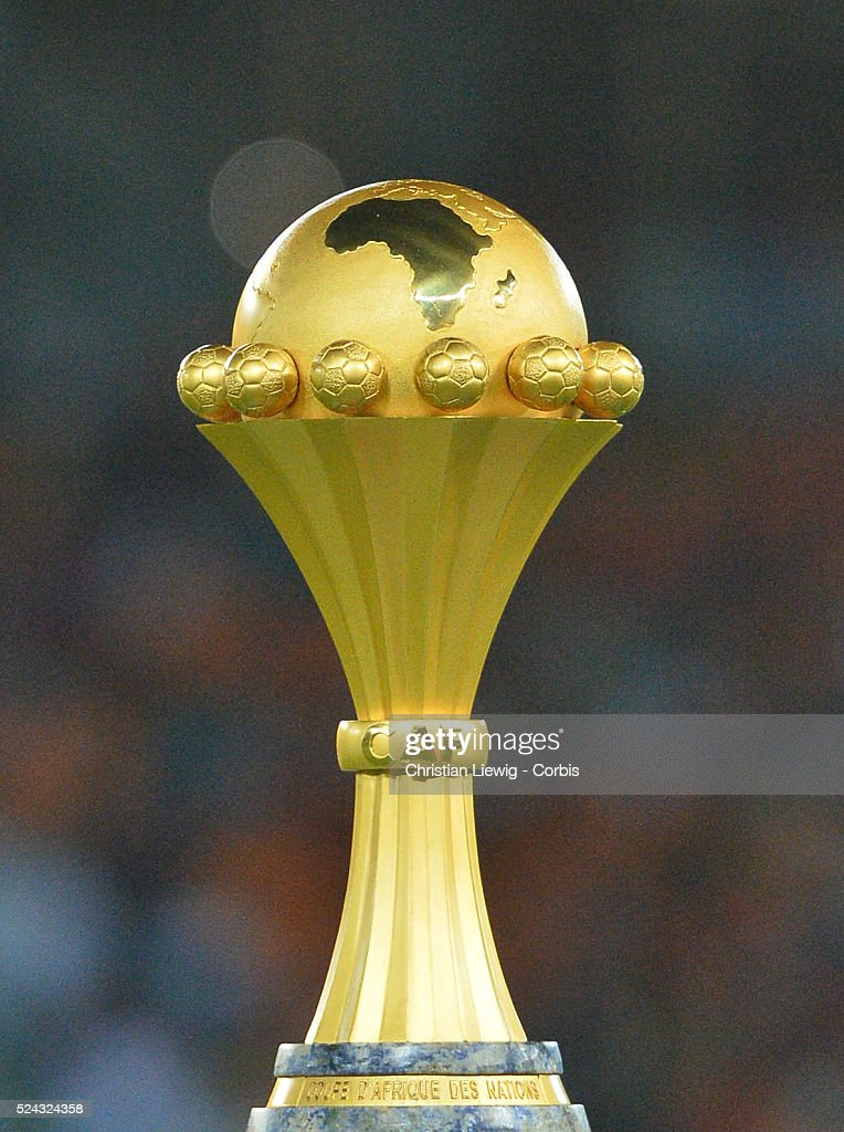 Africa Cup Of Nations Trophy During The 2015 Orange Africa