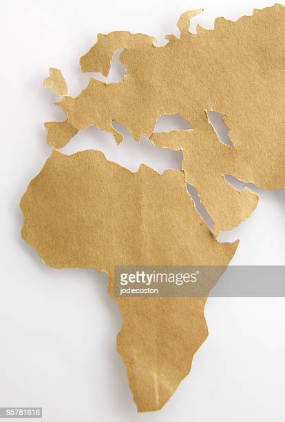 Africa, Europe and Middle East