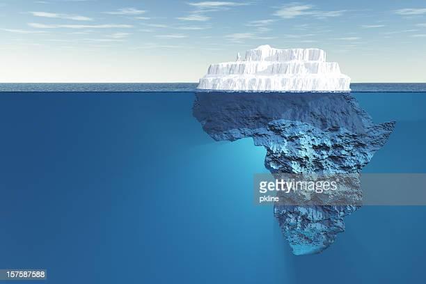 iceberg aquatique Afrique