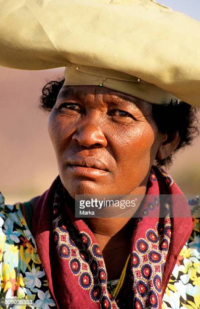 Africa Namibia Herero Woman