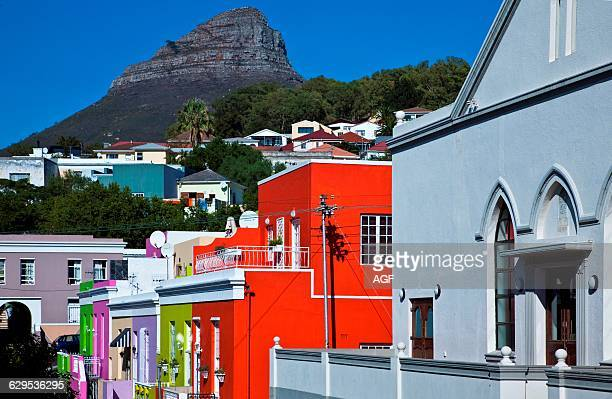 Africa South Africa Cape Town Bokaap Malay Muslim District