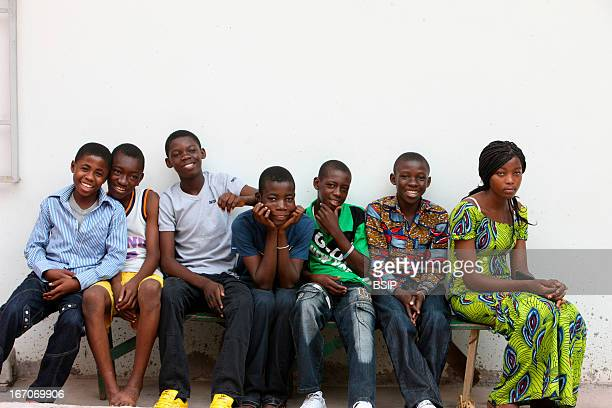 African adolescent African youth