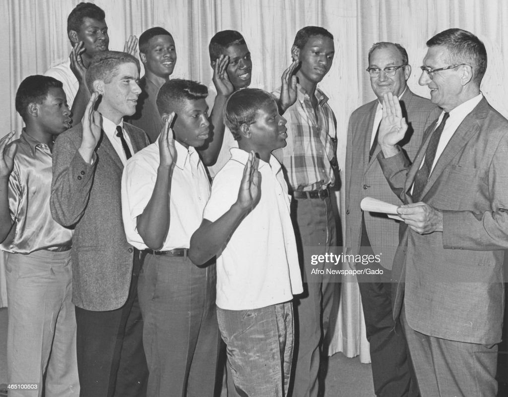 philadelphia job corps pictures getty images african american and white youth are sworn in after graduating from job corps a program