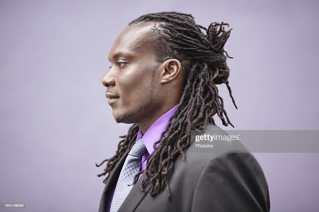African American Businessman With Dreadlocks Stock Photo | Getty ...
