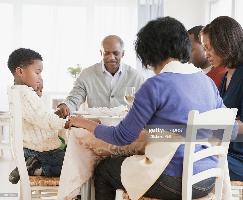 African American Praying Stock Photos & Pictures. Royalty ...