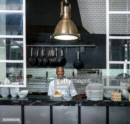 African American Chef Stock Photos And Pictures Getty Images