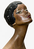 African american mannequin