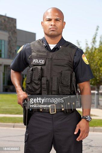 African American Polic...