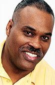 African American Senior Man