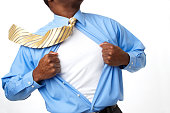 African American Superhero