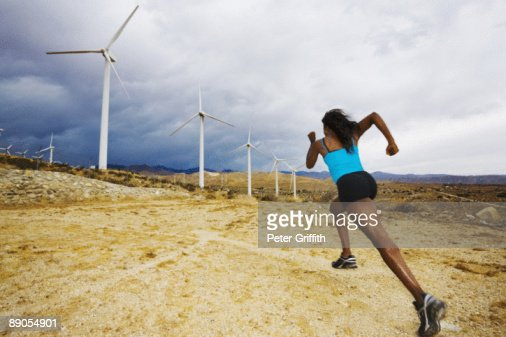 African American woman : Stock Photo