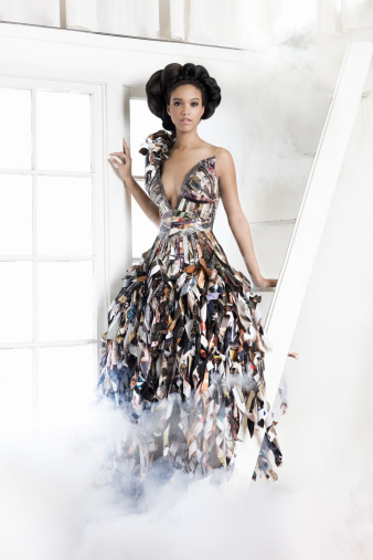 Haute couture stock photos and pictures getty images for American haute couture