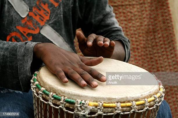 Batteur africain