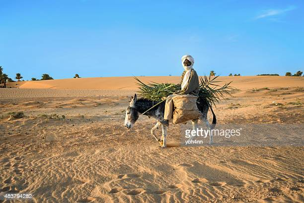 African farm worker