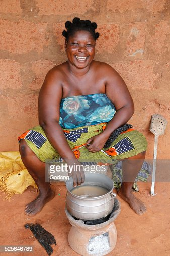 African clay pots stock photos and pictures getty images for African kitchen